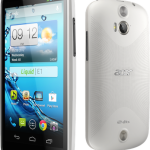 "Acer Liquid E1 4.5"" Android 4.1 Phone with 1 Ghz Dual Core Processor"