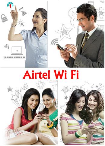 Airtel Wi-Fi