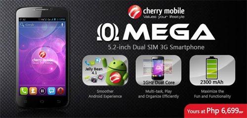 Cherry Mobile Omega