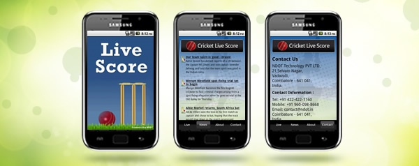 Cricket Android Phone