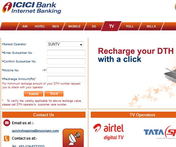 ICICI Bank OXIMALL