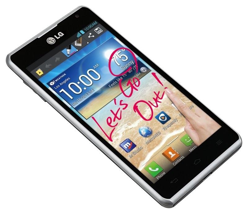 LG Spirit 4G MetroPCS