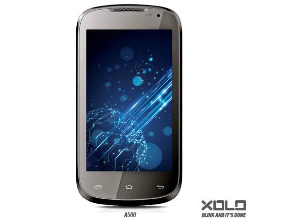 Lava Xolo A500