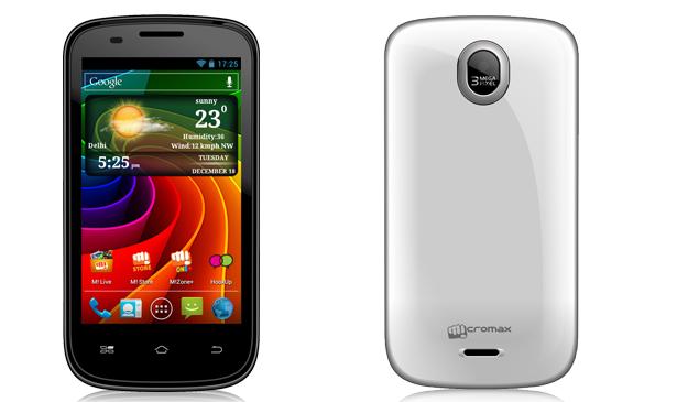 Micromax A89 Ninja phone