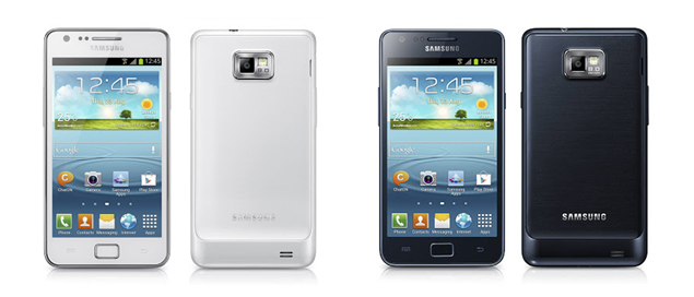 Samsung Galaxy SII Plus GT I9105