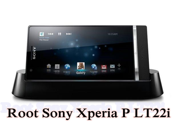 Sony Xperia P Root
