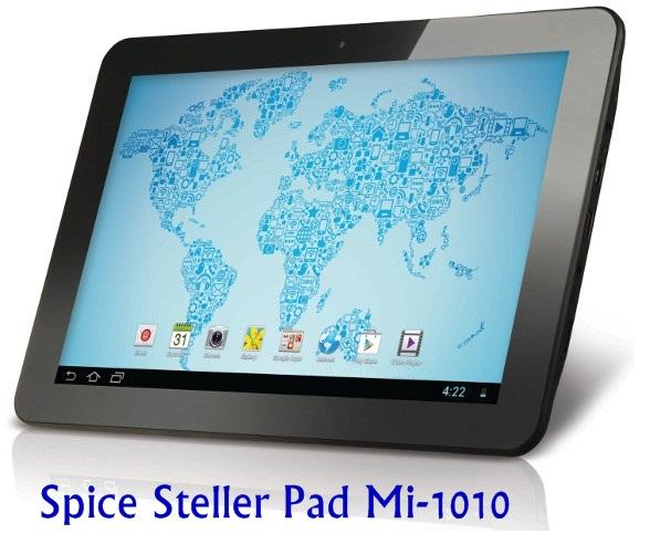 Spice Steller Pad Mi 1010