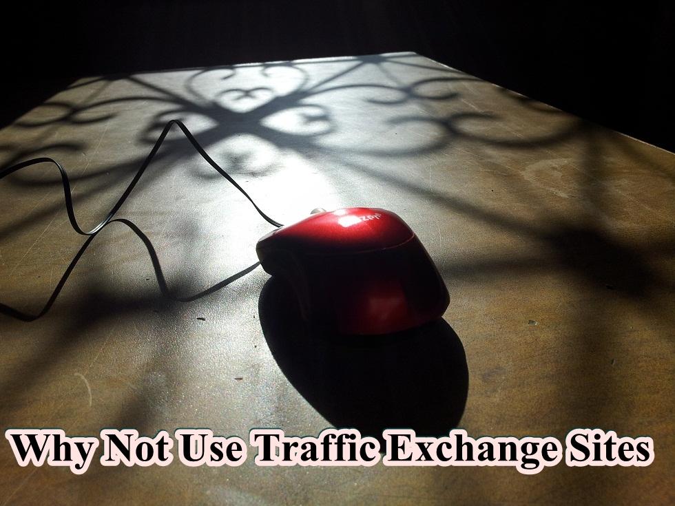 Traffic Exchange Fake visits