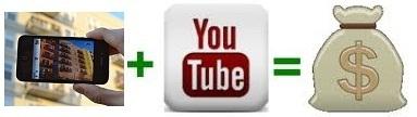 Using Phone Camera Make Money with YouTube