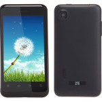 """ZTE Blade C V807 4"""" Dual Core Android 4.1 Jelly Bean Phone Priced at $ 112"""