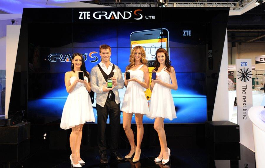 ZTE Grand S Phone