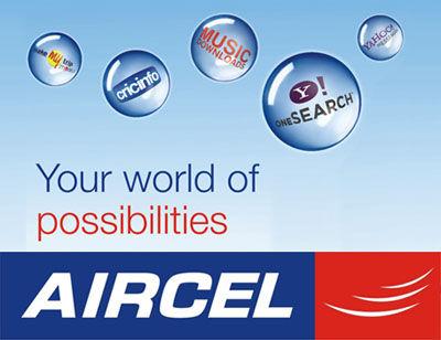 Aircel 3G Internet