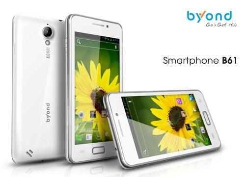 Byond B61 Phone