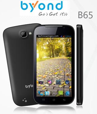 Byond B65 phone