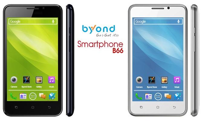 Byond B66 Phone
