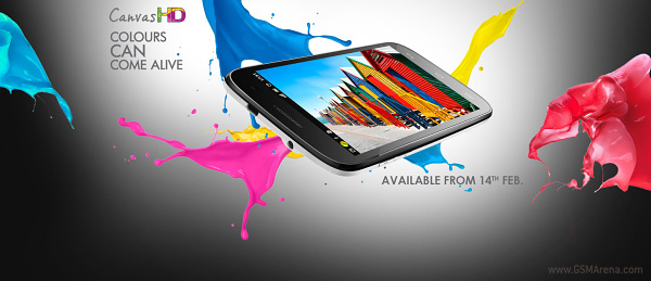 Micromax A116 Canvas HD Phonr