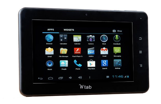 Champion Wtab 705 tablet
