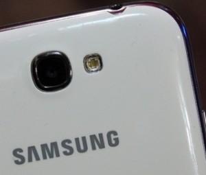 Galaxy Note II camera