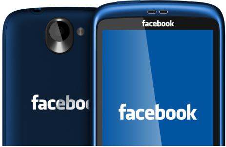HTC Myst The Facebook Phone