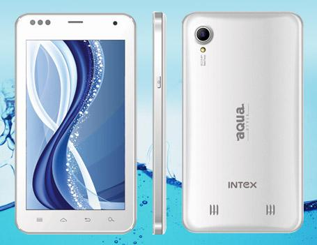 Intex Aqua Style Phone