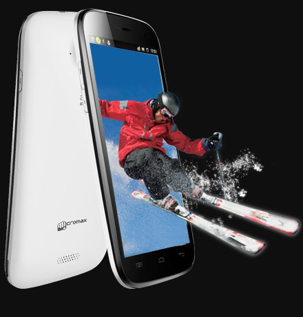 Micromax A116 Canvas HD Gaming