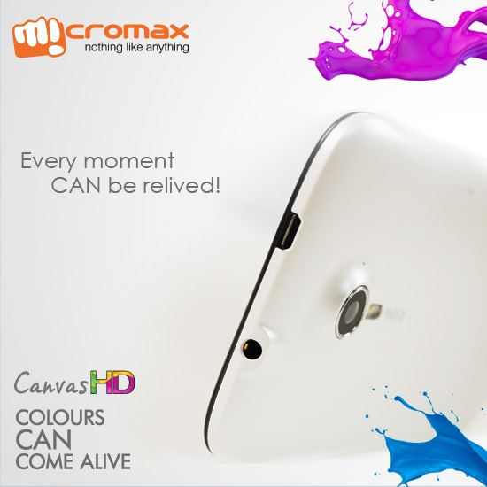 Micromax A116 Phone