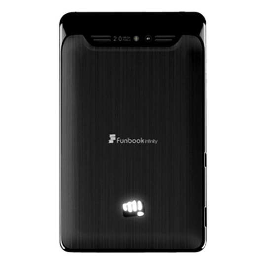 Micromax Funbook Infinity P600