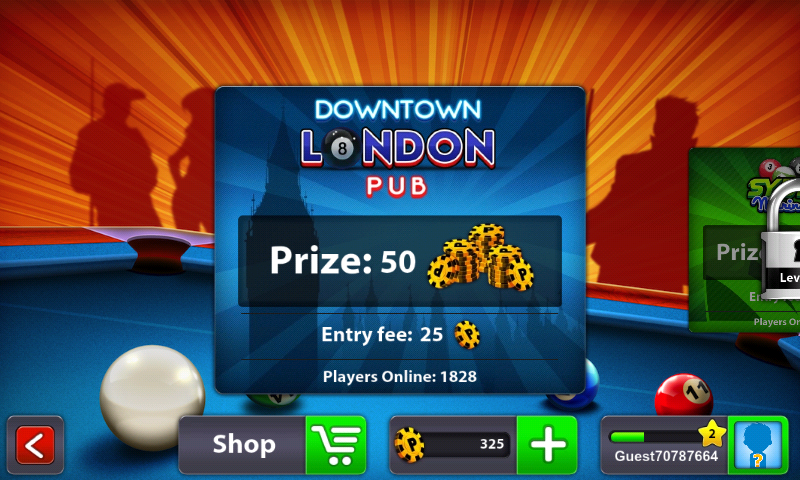 8 ball pool miniclip  for windows phone