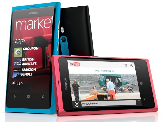 Nokia Lumia 100, 720 and 520