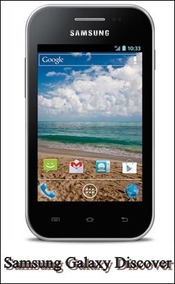 Samsung Galaxy Discover