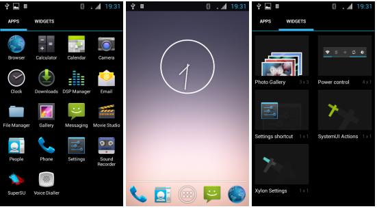 Samsung Galaxy S Firmware