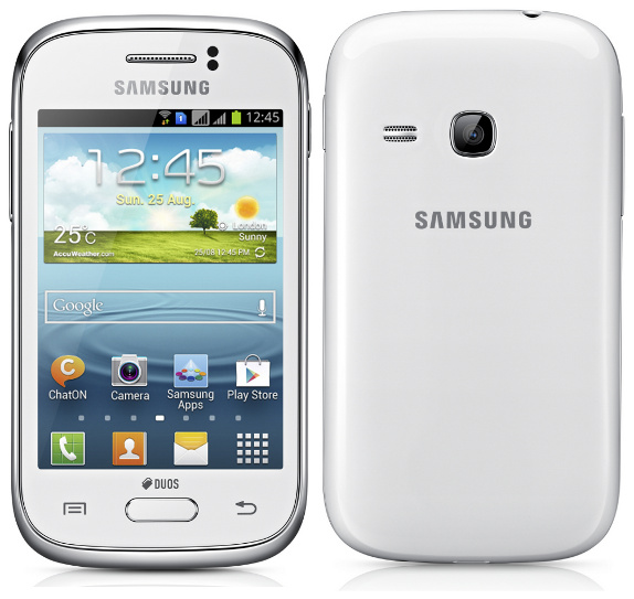 Samsung Galaxy Young Phone