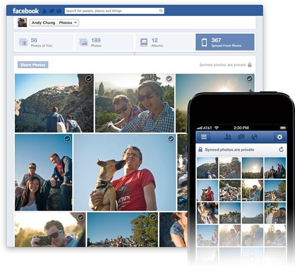 Share Facebook Photos