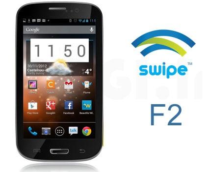 Swipe Fablet F2 Phone
