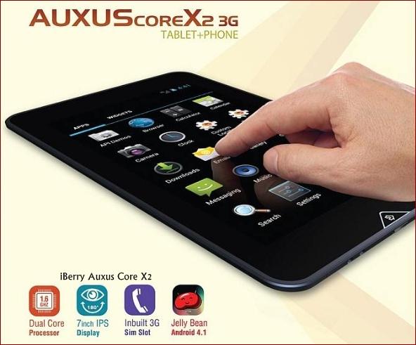 iBerry Auxus Core X2 Phone