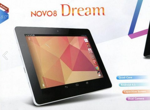 Ainol Novo 8 Dream