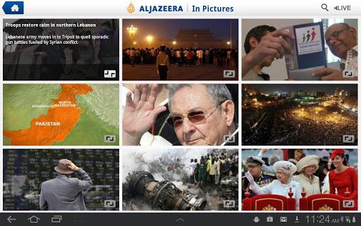 Al Jazeera Android App