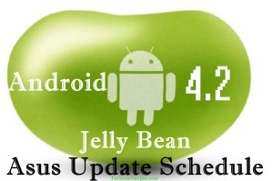 Asus Android 4.2 Jelly Bean