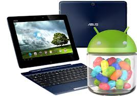 Asus Transformer Pad Jelly Bean Update