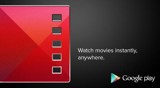Google Play Movies India