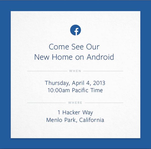 HTC Invite April 4