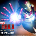 Download Gameloft Iron Man 3 for Android, iOS Powered Apple iPhone, iPad