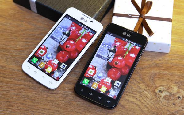 LG Optimus Duet Duet+