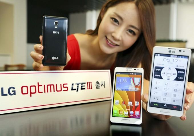 LG Optimus LTE III