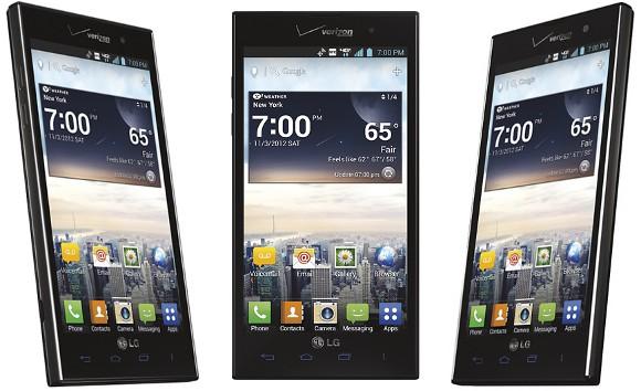 LG Spectrum 2 phone