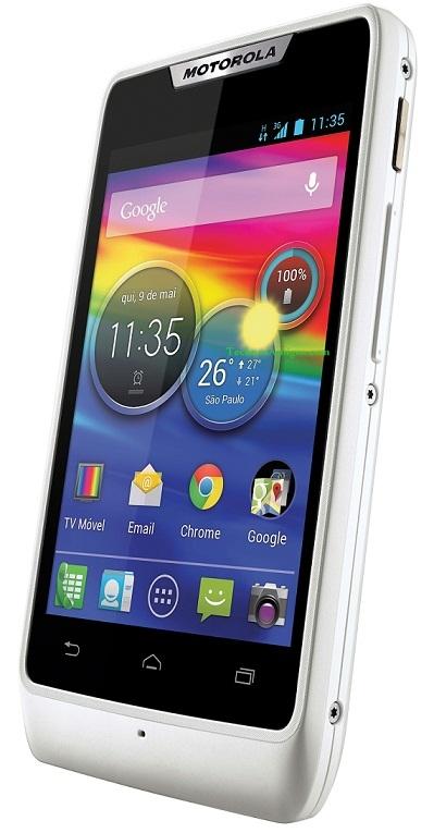 Motorola Razr D1 phone