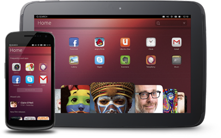 Nexus 7 with Ubuntu