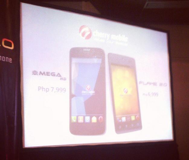 Omega HD phone