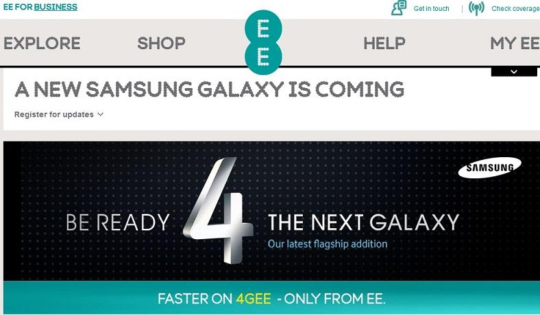 Samsung Galaxy S4 EE