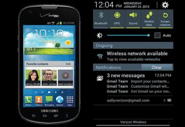 Samsung Galaxy Steller